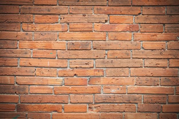 Textura da parede de tijolos Foto gratuita