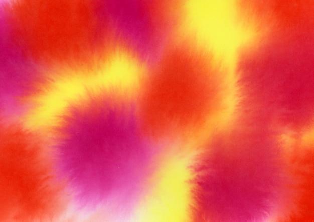 Textura de aquarela quente Foto gratuita