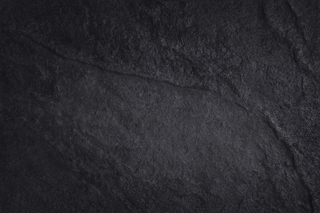Textura de ardósia cinza escuro com alta resolução Foto Premium