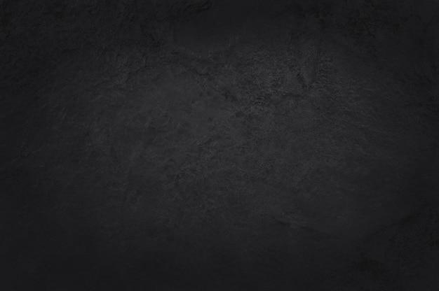 Textura de ardósia preta cinza escura com parede de pedra natural de alta resolução. Foto Premium