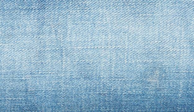 Textura de calças de ganga Foto gratuita