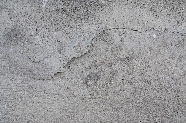 Textura de concreto rachado Foto gratuita