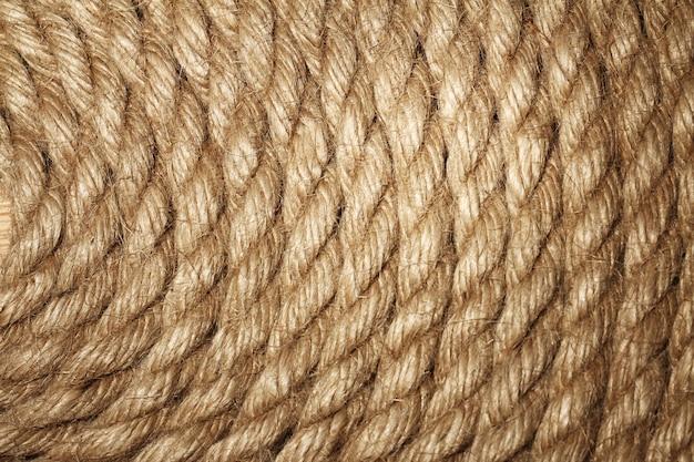 Textura de corda velha Foto gratuita