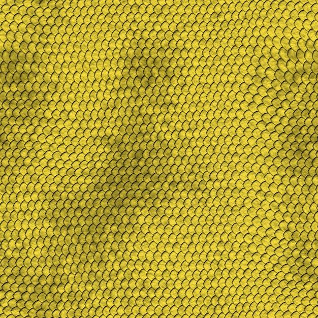 Textura de couro dourado irreal fantástico Foto Premium