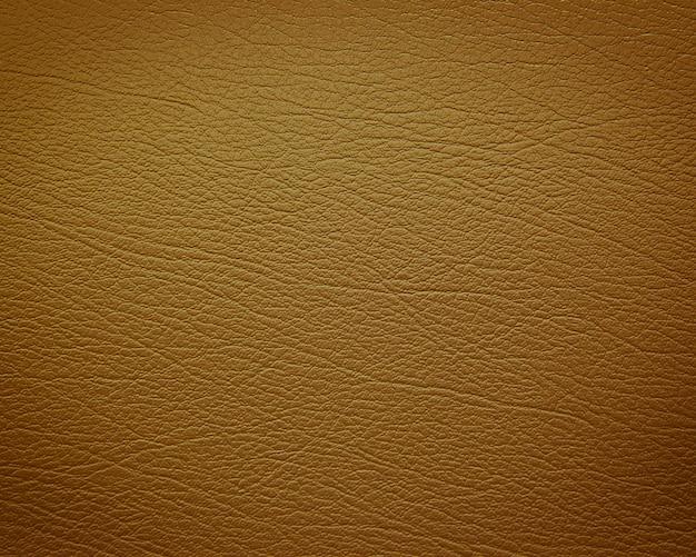 Textura de couro marrom Foto Premium