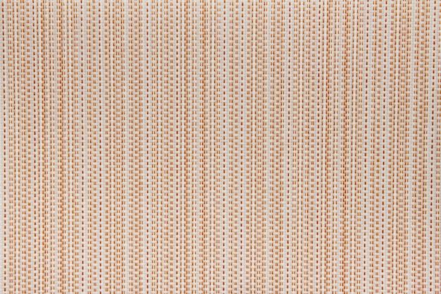 Textura de esteira de fibra de vidro marrom pode ser usada para cortina vertical Foto Premium