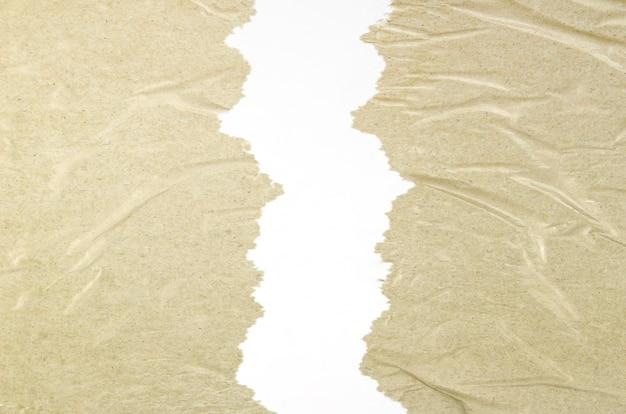 Textura de fita adesiva amassada close-up Foto gratuita