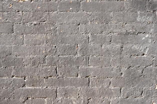 Textura de fundo de grunge de parede de tijolo velho Foto gratuita