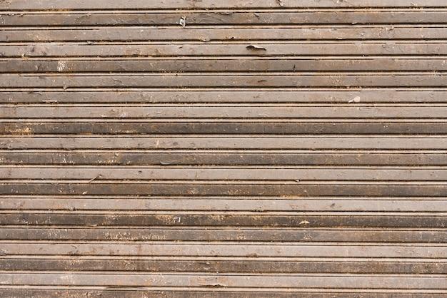 Textura de fundo de linhas horizontais de madeira Foto gratuita