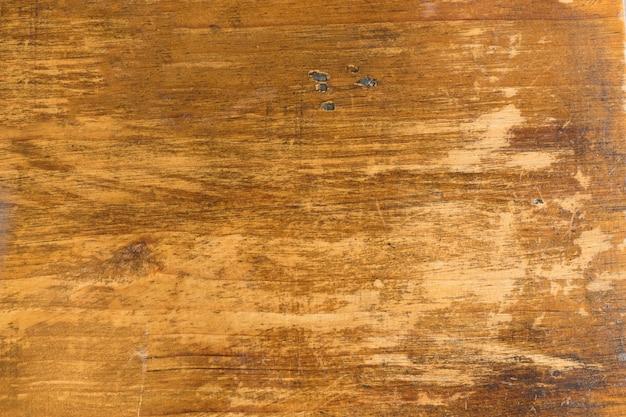 Textura de fundo de mesa de madeira velha do grunge Foto Premium