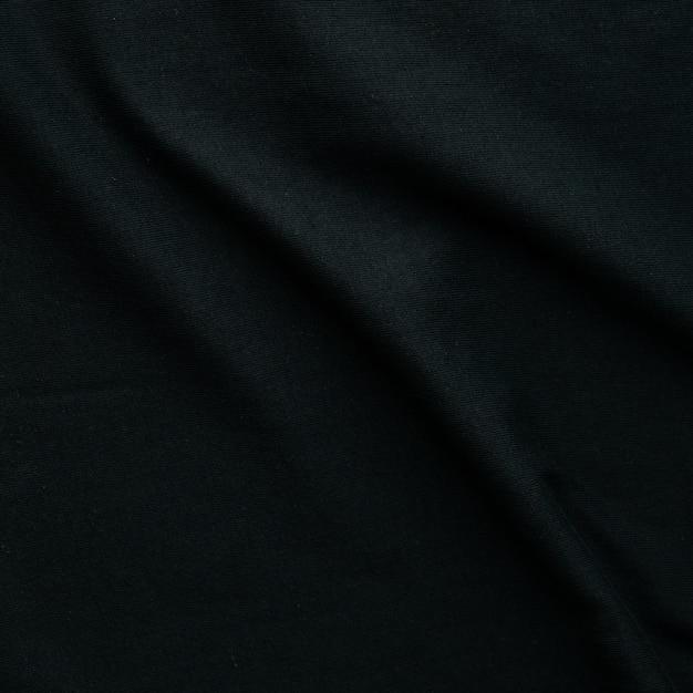 Textura de fundo de ondas de tecido - close-up de um fundo de tecido Foto gratuita