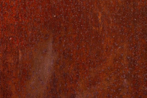 Textura de fundo de parede de ferro pintado vintage Foto Premium