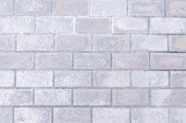 Textura de fundo de pedra de pavimentação Foto Premium