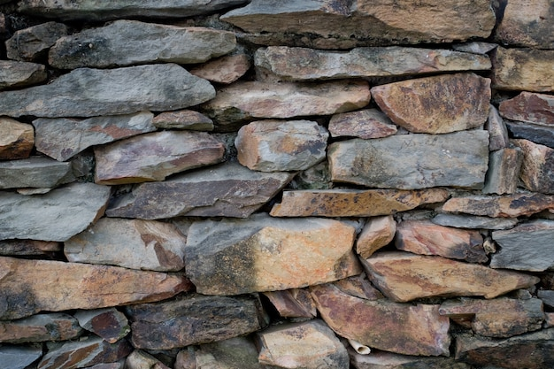 Textura de fundo de rocha Foto Premium