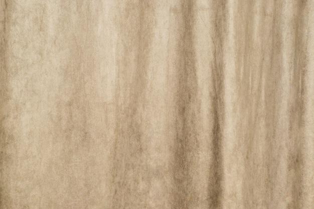 Textura de fundo de tecido colorido de uma cortina de parede grossa Foto Premium