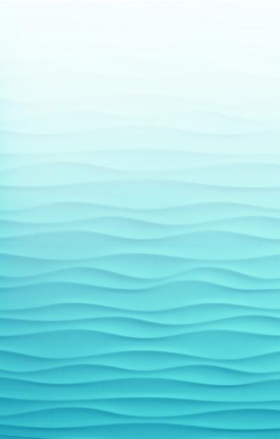 Textura de fundo do mar Foto Premium