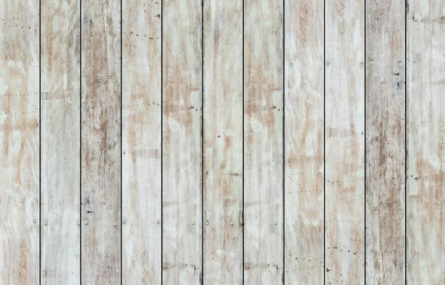 Textura de fundo do painel de madeira cinza e branco liso superfície vintage Foto Premium