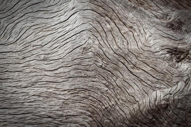 Textura de fundo natural de madeira velha Foto Premium