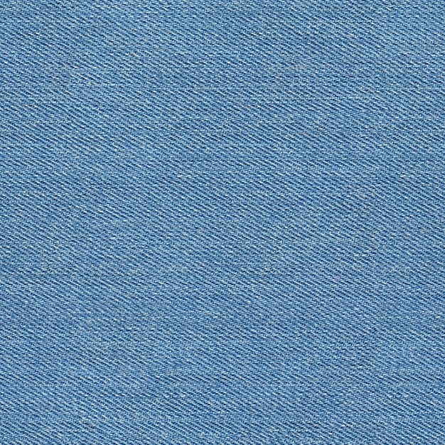 Textura de jeans azul sem costura Foto Premium