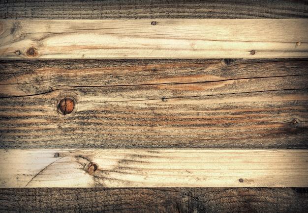 Textura de madeira antiga painéis antigos de fundo Foto Premium