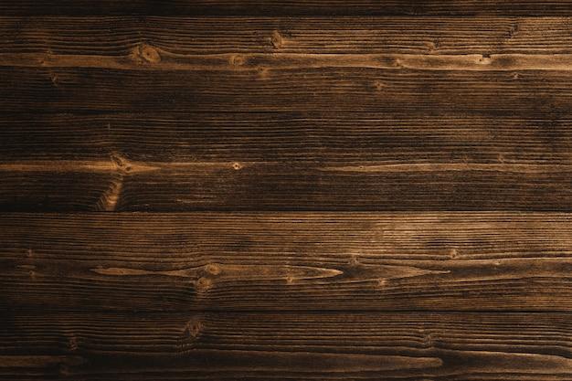 Textura de madeira marrom escura Foto Premium