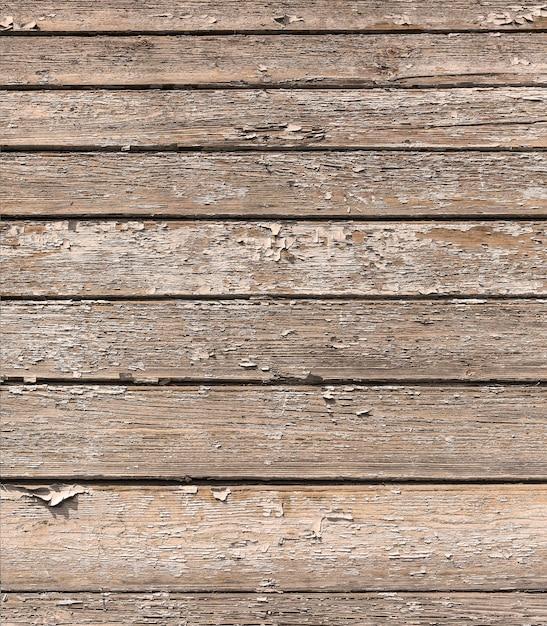 Textura de madeira rústica com superfície de padrões naturais Foto Premium