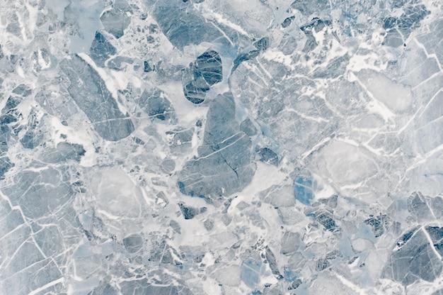 Textura de mármore azul para o acabamento do piso. mármore azul pálido Foto Premium