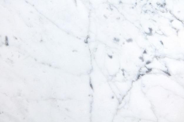 Textura de mármore branco com padrão natural para o fundo Foto Premium