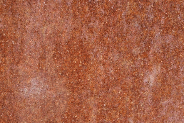 Textura de metal velho enferrujado. fundo de corrosão do grunge de ferro sujo Foto Premium
