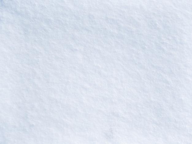 Textura de muitos flocos de neve. Foto Premium