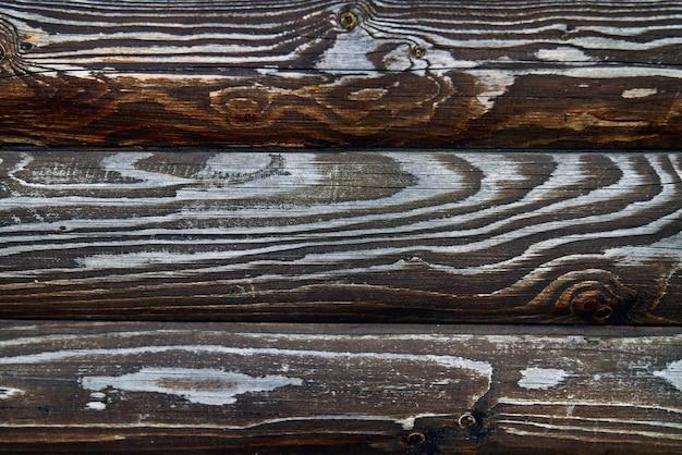 Textura de paletes de madeira marrons. Foto gratuita