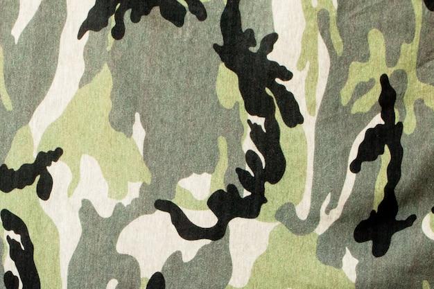 Textura de pano de camuflagem têxtil. abstrato e textura para o projeto Foto Premium