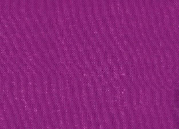 Textura de pano roxo Foto Premium
