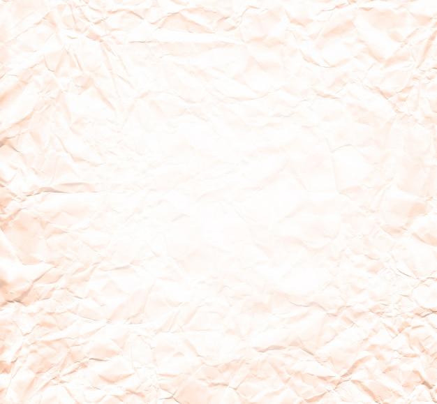 Textura de papel amassado branco | Baixar fotos Premium