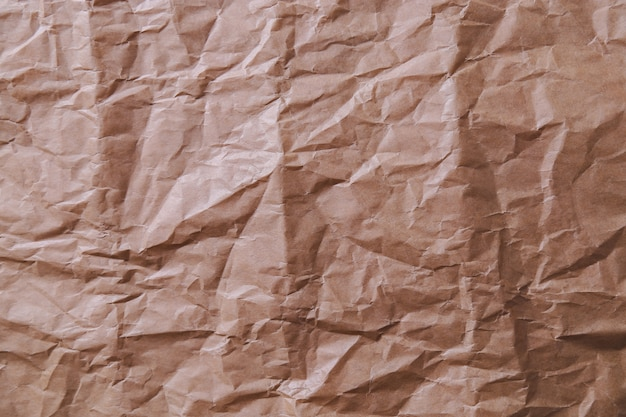 Textura de papel amassado Foto gratuita