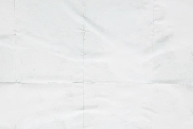 Textura de papel branco Foto gratuita