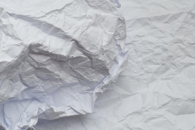 Textura de papel fundo de papel amassado branco. | Baixar fotos ...