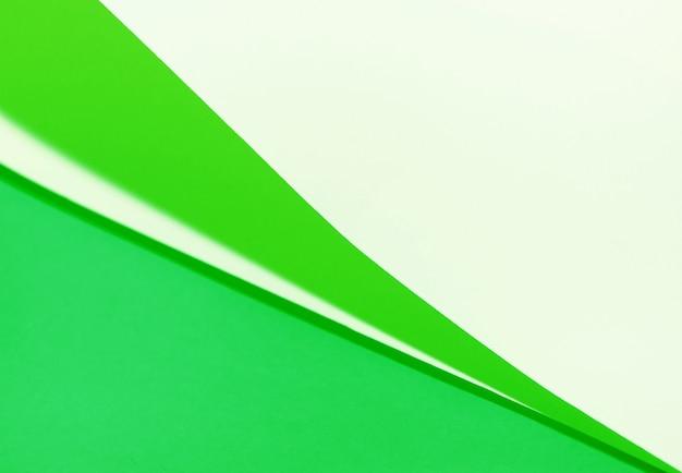 Textura de papel verde multi posição Foto gratuita