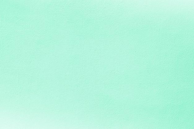 Textura de parede de cimento verde pálido romântico - pastel Foto Premium