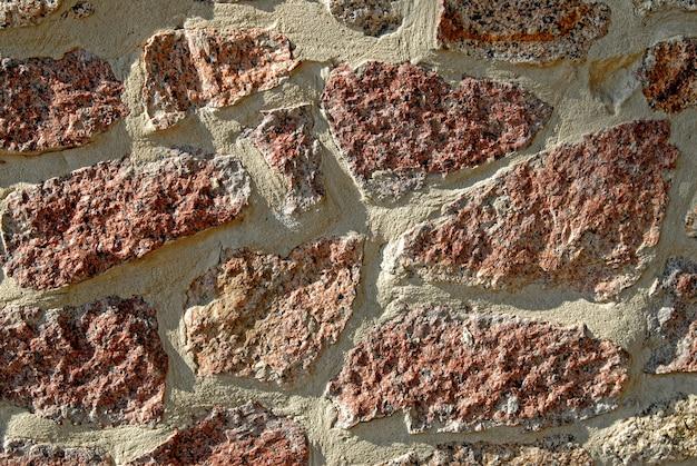 Textura de parede de pedra Foto Premium