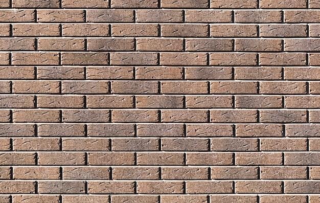 Textura de parede de tijolo moderno com espaço de cópia Foto gratuita
