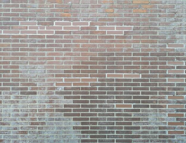 Textura de parede de tijolo ou plano de fundo Foto Premium