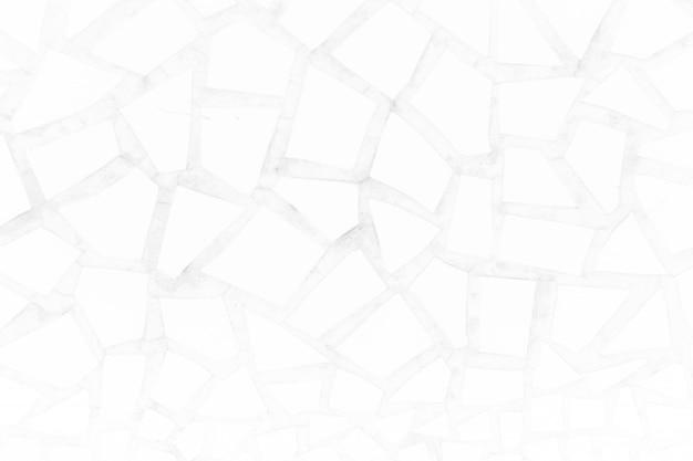 Textura de pedaços de mosail de porcelana ou plano de fundo Foto Premium