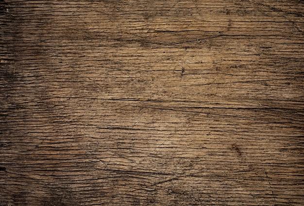 Textura de putrescency desatualizado fundo de madeira em estilo vintage Foto Premium