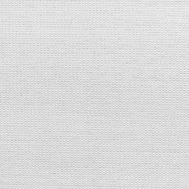 Textura de tecido branco para o fundo Foto gratuita