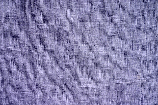 Textura de tecido de lã azul. Foto Premium