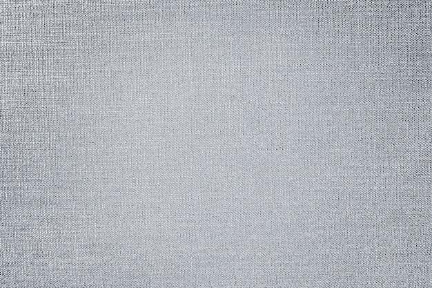 Textura de tecido de linho cinza Foto gratuita