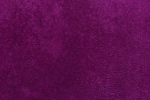 Textura de tecido em cerdas curtas Foto Premium