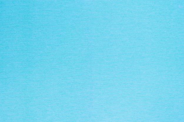 Textura de tecido limpo em azul. Foto Premium