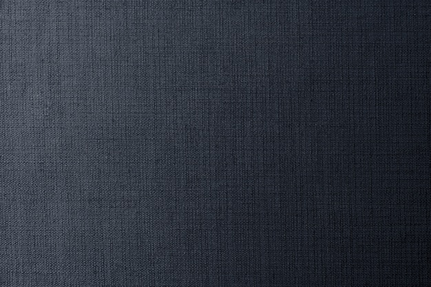 Textura de tecido preto Foto gratuita